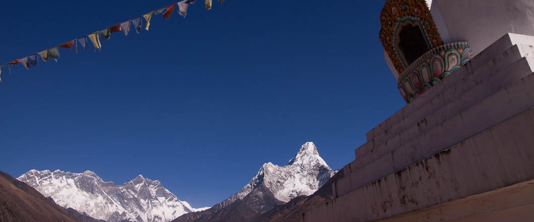 Everest Base Camp via Cho La and via Renjo La
