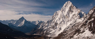 via Cho La & Everest Base Camp