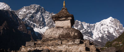 Thame-Khumjung Alternate Route