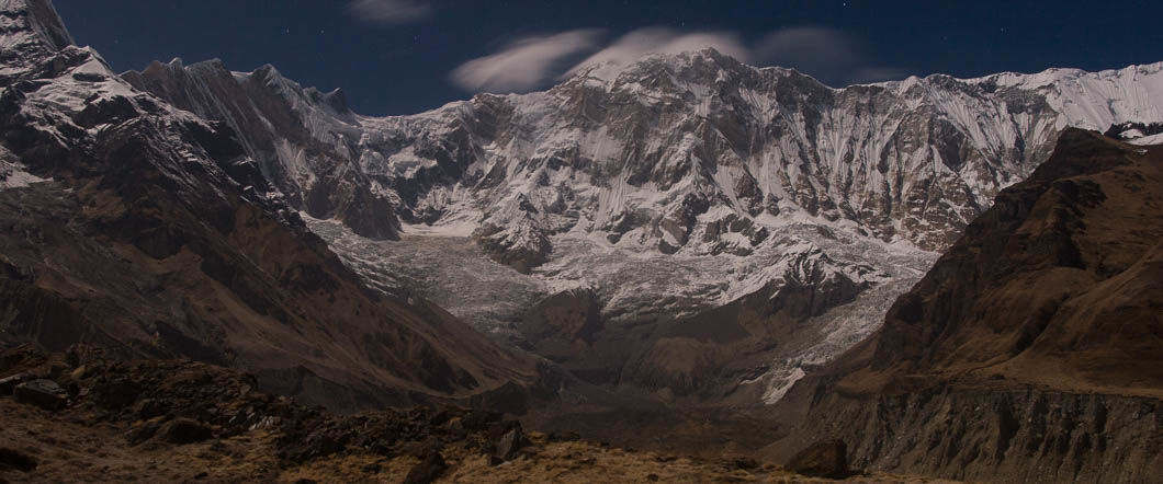 Annapurna Sanctuary via Short Modi Khola Start and via Ghorepani (Poon Hill)