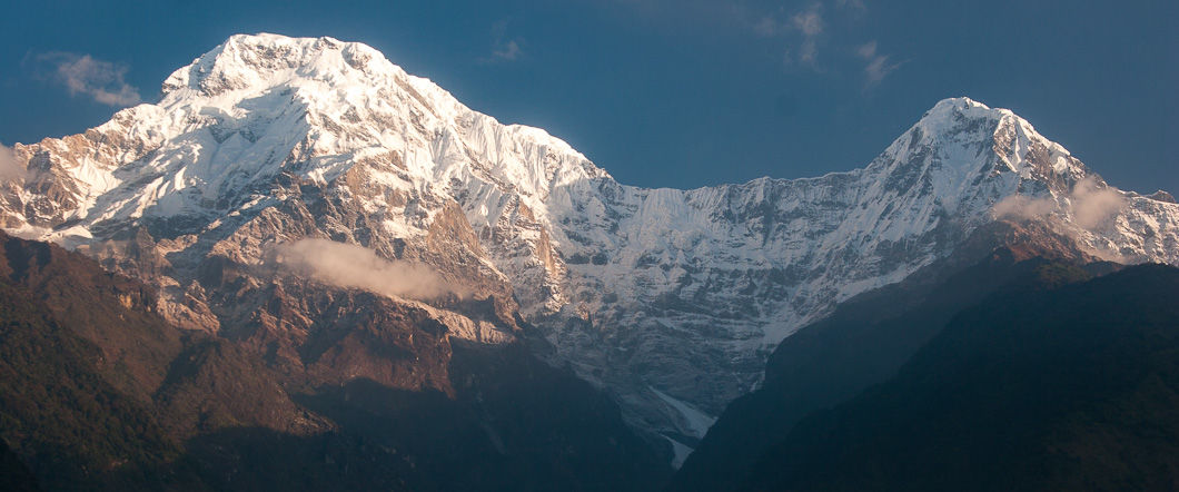 Annapurna Sanctuary via Ghorepani (Poon Hill)