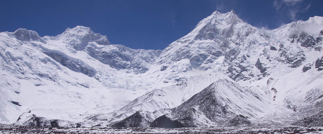Around Manaslu via Kal Tal, via Tsum Valley, via Punggen Gompa, via Ganesh Himal Base Camp, and via Manaslu Base Camp