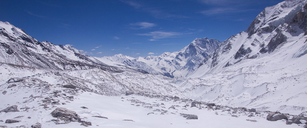Around Manaslu via Tsum Valley, via Manaslu Base Camp, and via Punggen Gompa