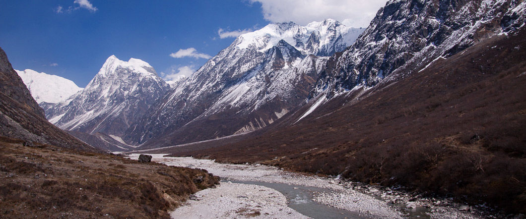 Upper Langtang Valley