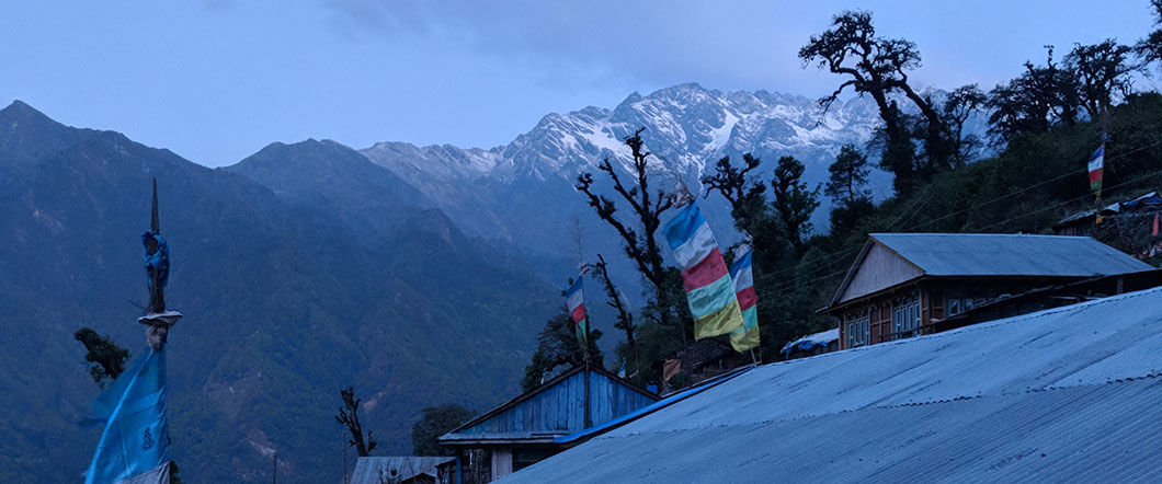 Tatopani, Tamang