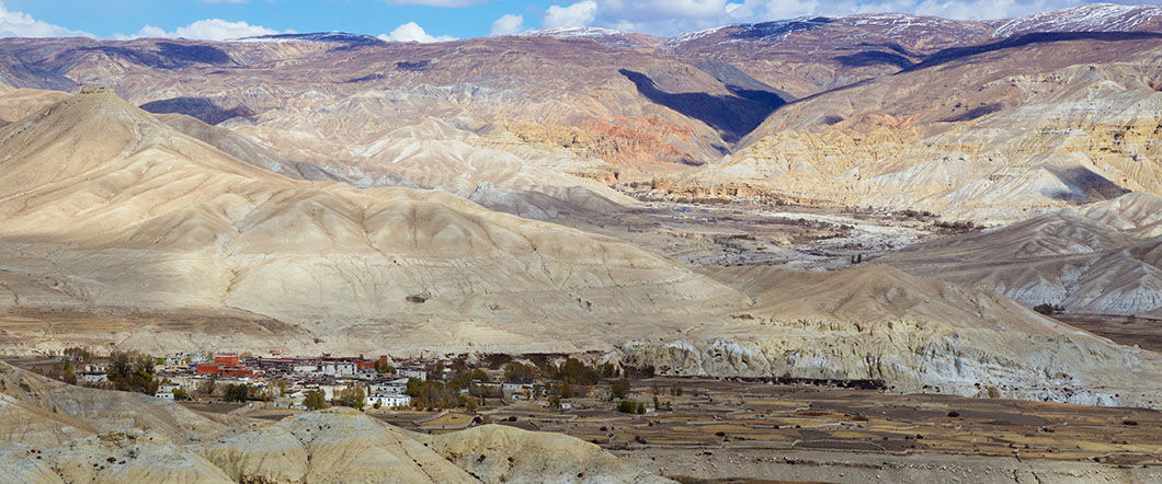 Upper Mustang to Dolpo