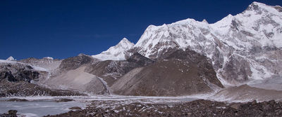 Upper Gokyo Valley Day Hike to 5th & 6th Lakes