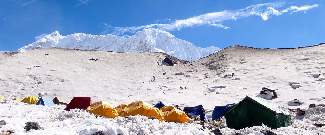 Imja Tse (Island Peak) Base Camp